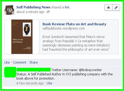 selfpublish author selfpub sample