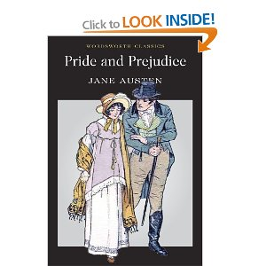 pride and prejudice - 5 best books of all time