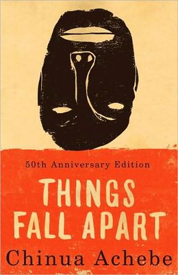 Things Fall Apart in - 5 best books of all time