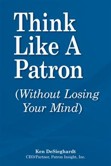 think like a patron - 5 best books of all time